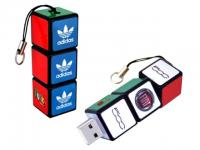 Rubiks Cube memory stick - USB Flash Drive