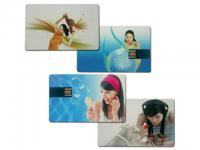 Credit Card Memory Stick - USB flash drive