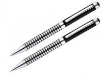 Matra - Metal Ballpen and Pencil Set.