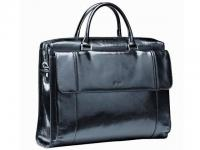Luxury Ladies Leather Laptop Bag. (Adpel)