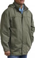Mens Fleece lined Jacket