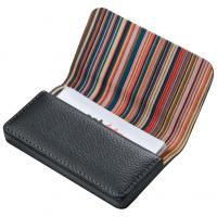 CrisMa business card holder with magnetic closure