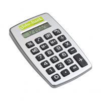 8 digit pocket plastic Calculator