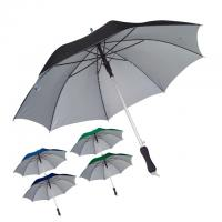 Polyester automatic umbrella with UV protection