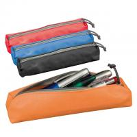 Zipper nylon pencil case