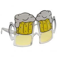 Novelty beer glass shaped sunglasses