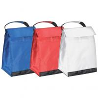 Polyester lunch cooler bag