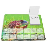 A3 Calender Deskmat With Notepad