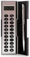 Magic Box Calculator with Pen