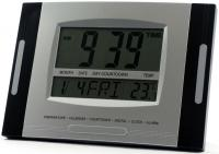 LCD Digital Desk or Wall Alarm Clock