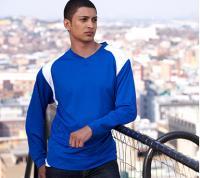 Element Long Sleeve Moisture Management V-neck T-shirt XXXL