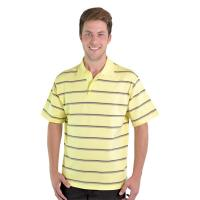 Cluster Stripe Polo Shirt