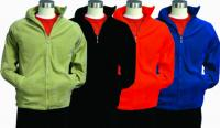 POLAR FLEECE SWEATSHIRT