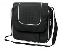 Wine cooler satchel bag for 2