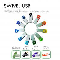 SWIVEL USB