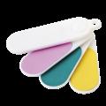 BH0033 - 4 Surface Pocket Nail File