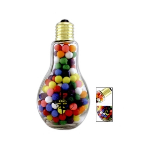 Lightbulb jelly bean