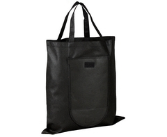 Non woven foldable shopper bag