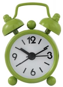 Mini Twin Bell Alarm Clock