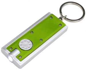 Keyring Torch -Rectangle