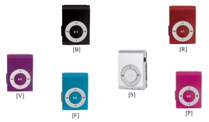 USB Shuffle Mp3 player 4 or 8 GB