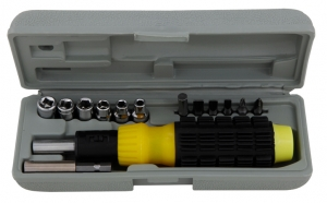Driver Tool Set (15 piece)