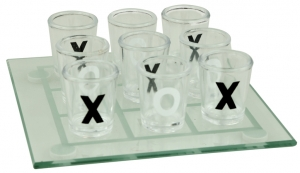 Tic Tac Toe Shot game