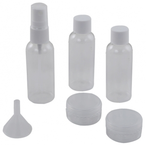 6 Piece Travel Bottle Set