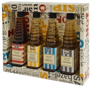 Syrup Assortment Set