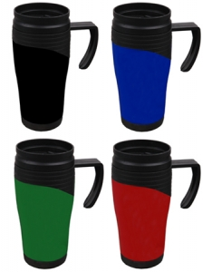 Plastic Travel Mug