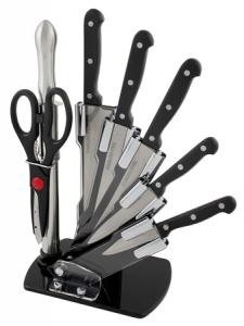 Fan knife set - 7 piece
