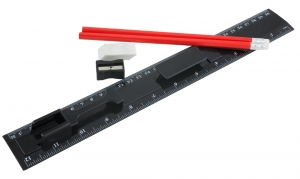 Ruler and Stationery Set