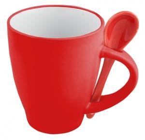 Whirl Mug and Spoon