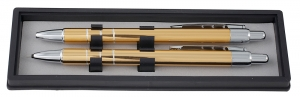 Wave Pen and Pencil Set