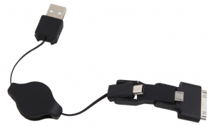 USB Extension 3 in 1 charger